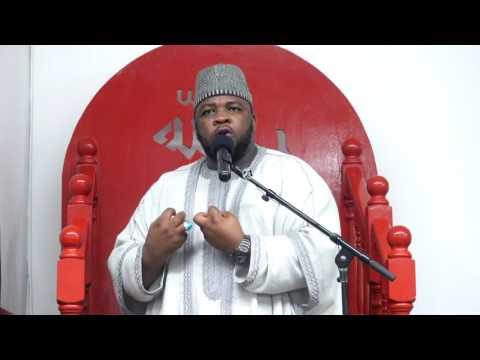 Friday Khutbah Sermon by Imam Abdu Rashid. Masjid Sidki Bronx New York. October 21, 2016