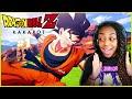 KAKAROT!!!! | Dragon Ball Z: Kakarot Gameplay Part 1!