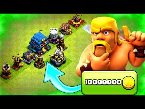 UPGRADE ONE OF EVERYTHING! ✅ Clash Of Clans - MAX THAT TOWN HALL 12!