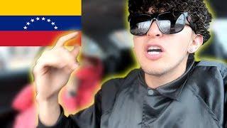 Esto pasa cuando quieres ir a VENEZUELA!