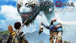 GOD OF WAR 4 Gameplay Walkthrogh Part 15 [PS4]