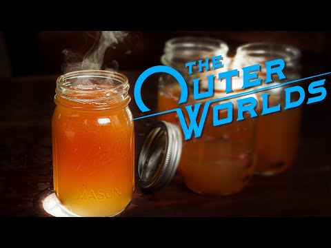 Concentrated Distillate from The Outer Worlds | How to Drink