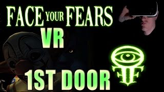 FACE YOUR FEARS VR Scary Horror Google Cardboard 3D SBS Virtual Reality Video