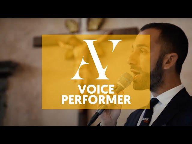 Musica cerimonia Organo, Violino, Voce | Andrea Vivona |