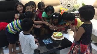 Ammamma  with C7 kids 2018