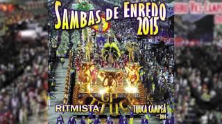 Viradouro 2015 - Versão CD Oficial