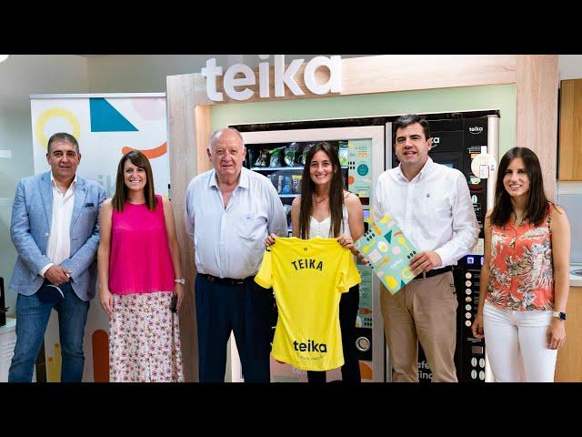 Teika reafirma su apoyo a un Villarreal Femenino de Primera División