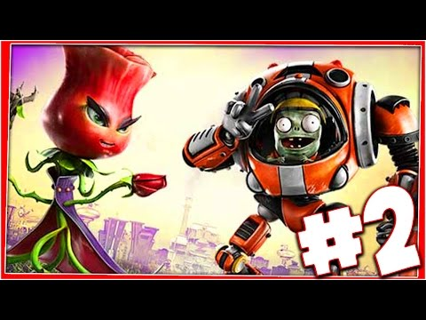 Plants vs. Zombies: Garden Warfare 2 - HERBAL ASSAULT! [2]