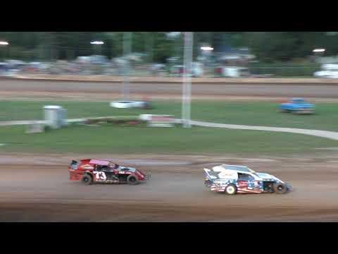 Plymouth Dirt Track Sport Mod B Main 8-10-2019