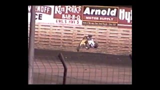 "The ""Big One"" at Knoxville Speedway"