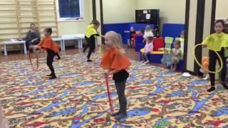 Открытый урок по детским секциям в фитнес-центре Миллениум