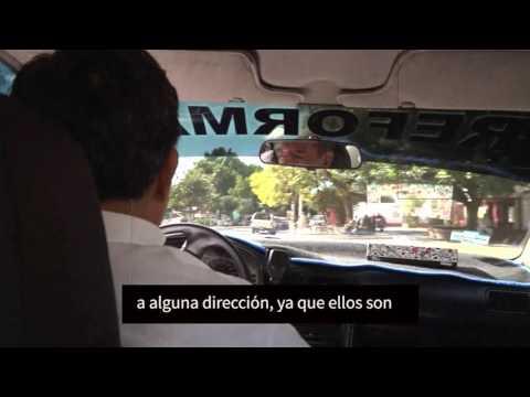 Soy Oaxaca, Soy CORTV:  Federico Alfonso Salazar Taxista