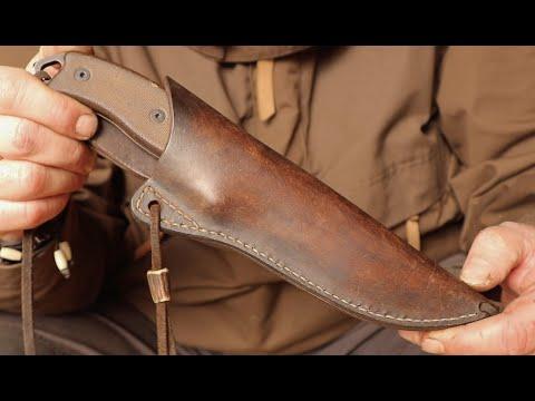 DIY Esee Knife Sheath