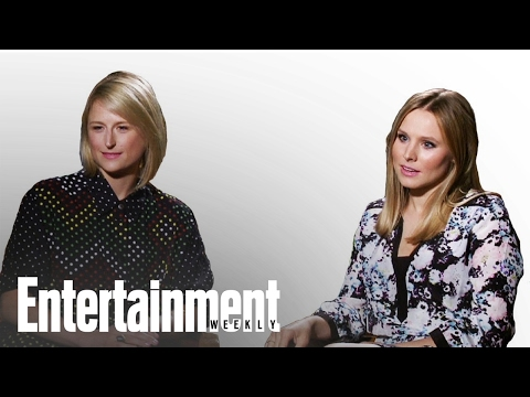 Kristin Bell & Mamie Gummer EW's Pop Culture Personality Test  Entertainment Weekly