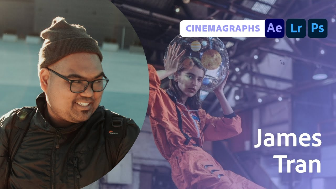 Introduction to Cinemagraphs with James Tran - 2 of 2