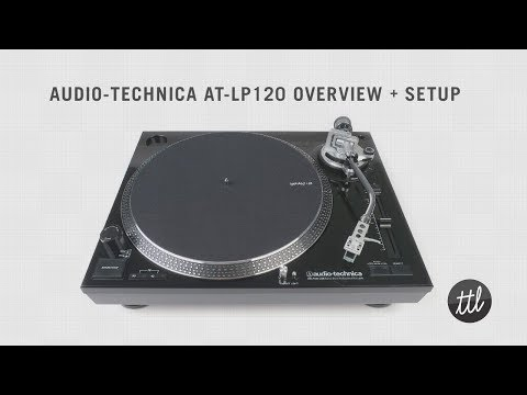 Audio-Technica AT-LP120 Turntable Review + Setup Guide by TurntableLab.com