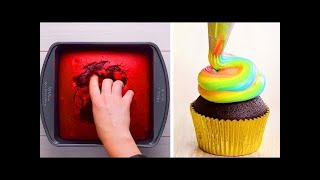 How To Make A CHOCOLATE Cake Decorating Video 2018! Best Amazing Cake Decorating Ideas at Home