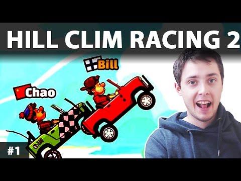 Hill Climb Racing 2 Gameplay PL - Nowy Hill Climb Racing