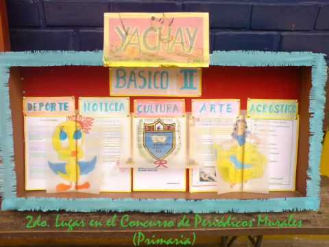 Recuerdos de la primavera principina 2008 youtube for Editorial periodico mural