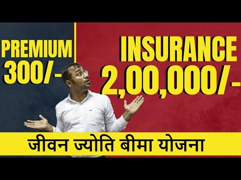 Pradhan Mantri Jeevan Jyoti Bima Yojana (PMJJBY), cheapest life insurance