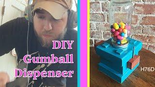 DIY Gumball Dispenser