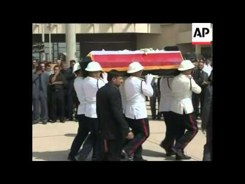 AP Pix of al-Hakim funeral procession, PM al-Maliki sbite