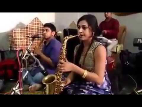 Vathapi Ganapathim Bhaje | Hamsadhwani | Indian Classical Saxaphone | Great rendition | Krithi