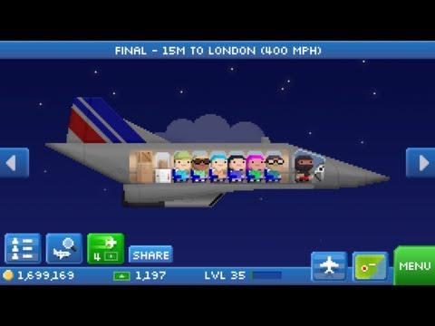 Pocket Planes: How To Get Rare Planes!