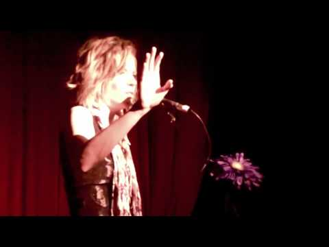 """Emily Clibourn (Emily Darling) sings """"Fly Fly Baby..."""