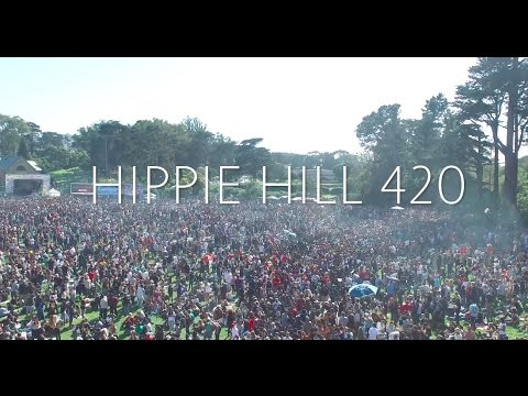 Hippie Hill 420 2017 DRONE  HD