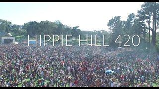 Hippie Hill 420 2017 DRONE VIDEO HD