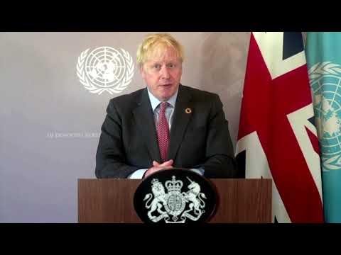 UK pledges over $400 million for WHO