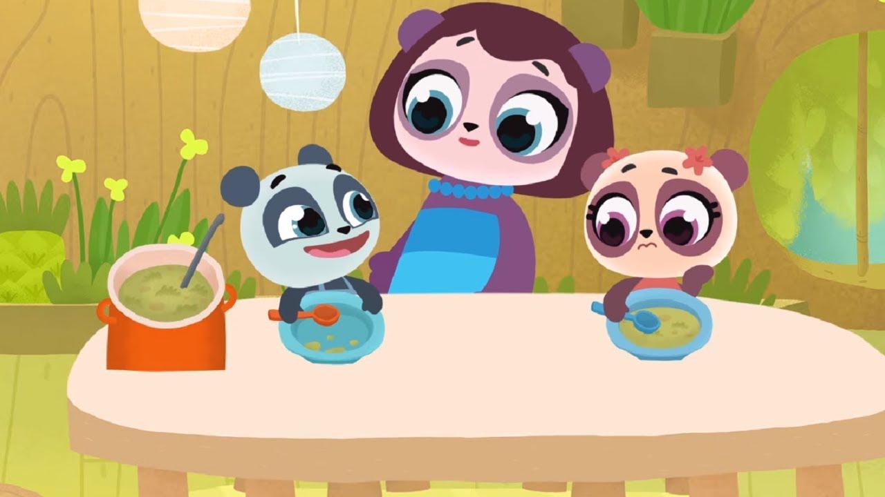 Дракоша Тоша -Удивительно питательный сборник про еду! - сборник  - обучающий мультфильм для детей