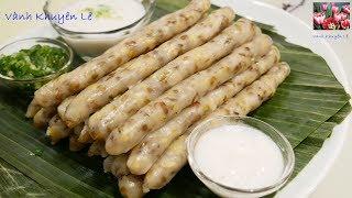 BÁNH ĐÚC LÁ LÚA - Cách làm Bánh Đúc Đậu Xanh nước Cốt Dừa thơm béo Instant Pot by Vanh Khuyen