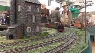 Exeter garden railway exebition