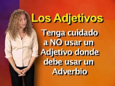 Adjetivos y Adverbios DVD 2 INGLES MAESTRO