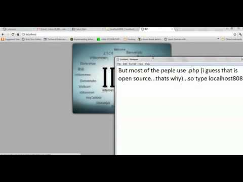 Wamp Server tutorial: How to create database tables - YouTube