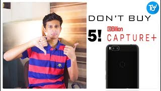 5! REASONS NOT TO BUY BILLION CAPTURE +