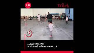 Pisascherma At Work: La FRUSTA!