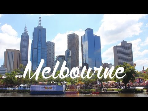 #3 Melbourne Amazing City !