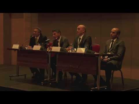 STeP Conference - Ankara, Turkey, 14/10/2015 - Part 4