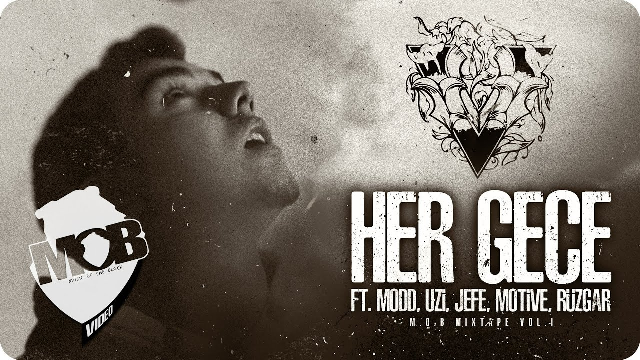 MOB MIXTAPE VOL.1 - VIO - Her Gece (REMIX)