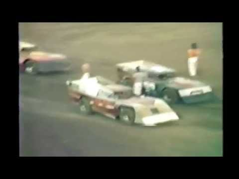 1985 races at Black Hills Speedway #42 late model heat race