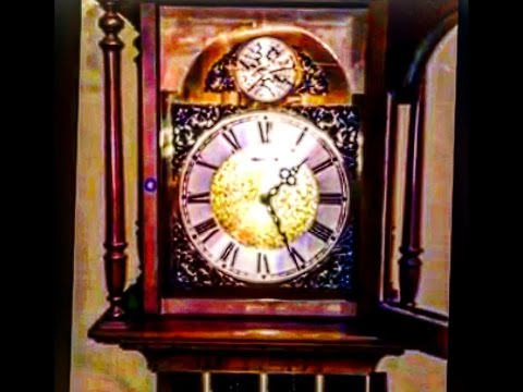 🕰 No. 150 Westminster Chime Grandfather Clock