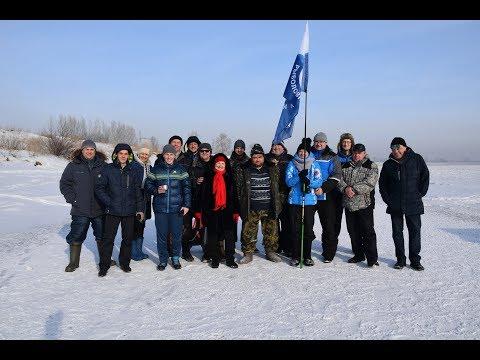 Встреча рыбаков АРК на р  Бия  Алтайский край г  Бийск