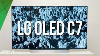 LG OLED C7, review: TODO sobre uno de los OLED más atractivos de 2017