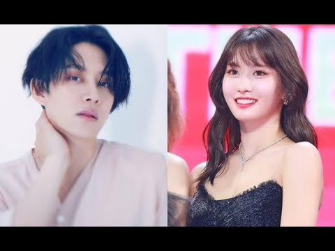 Hee Chul and Momo (TWICE) have broken up?