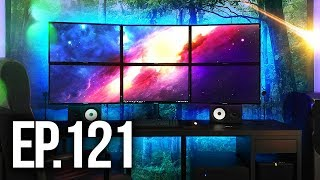 Room Tour Project 121 - BEST Gaming Setups! ft. PC Centric