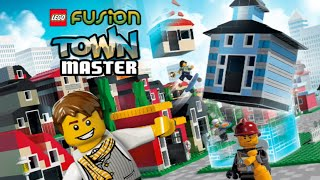 LEGO FUSION Town Master - Universal - Game Preview Trailer