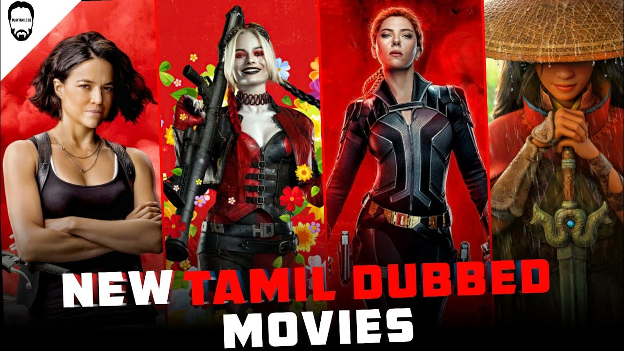 Download Top 10 Upcoming Hollywood Movies in Tamil Dubbed | Best Hollywood movies in Tamil | Playtamildub